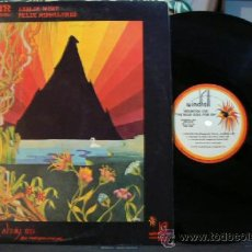 Discos de vinilo: MOUNTAIN / MOUNTAIN LIVE THE ROAD GOES 1972 / LESLIE WEST !! HARD BLUES / ORIG EDT USA !! TODO EX !!. Lote 113367952