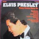 Discos de vinilo: LP - ELVIS PRESLEY - EASY COME, EASY GO (ENGLAND, RCA CAMDEN 1972). Lote 38318639