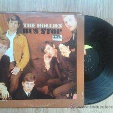 Discos de vinilo: THE HOLLIES - BUS STOP - 3º LP USA 1966 - CARPETA VG+ VINILO VG+. Lote 38331514