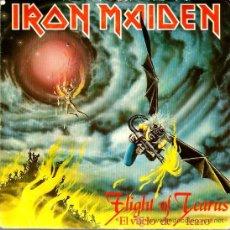 Discos de vinilo: SINGLE IRON MAIDEN : FLIGHT OF ICARUS . Lote 38335146