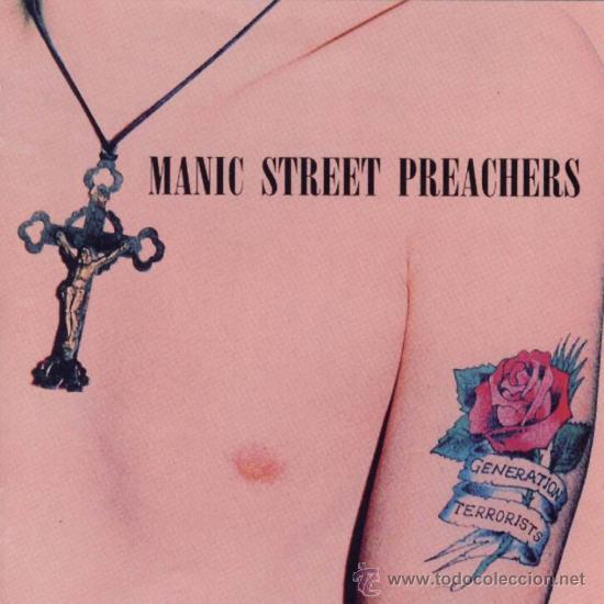 2LP MANIC STREET PREACHERS GENERATION TERRORISTS VINILO 20 NIVERSARIO (Música - Discos - LP Vinilo - Pop - Rock Extranjero de los 90 a la actualidad)