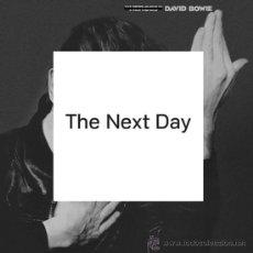 Discos de vinilo: 2LP DAVID BOWIE THE NEXT DAY VINILO +CD. Lote 38344892