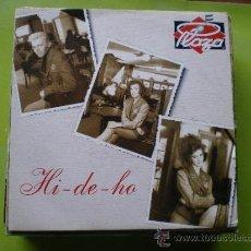 Disques de vinyle: PLAZA - HI-DE-HO - SINGLE PROMOCIONAL ESPAÑOL DE 1991 SOLO CARA A. Lote 38345302