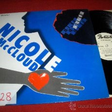 Discos de vinilo: NICOLE MCCLOUD DON'T YOU WANT MY LOVE 12