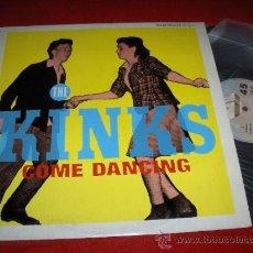 Discos de vinilo: THE KINKS COME DANCING/ NOISE 12 MX 1988 ARISTA ED ESPAÑOLA SPAIN. Lote 38346222