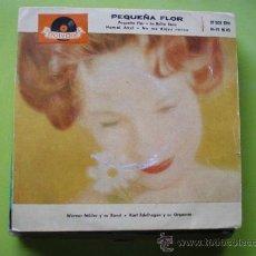 Discos de vinilo: WERNER MULLER Y SU BAND KURT EDELHAGEN Y SU ORQUESTA / PEQUEÑA FLOR / LA BELLA ROSA - KURT EDELHAGE. Lote 38348322