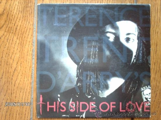 TERENCE TRENT D´ARBY - THIS SIDE OF LOVE + SAD SONG FOR SISTER SARAH SERENADE (Música - Discos - Singles Vinilo - Cantautores Internacionales)