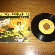Discos de vinilo: LAURENT VOULZY - ROCKOLLECTION - SPANISH. Lote 38381213