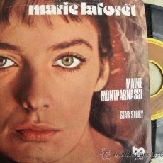 Discos de vinilo: MARIE LAFORET -SINGLE 1976 - +50 EUROS GASTOS ENVIO GRATIS. Lote 38412356