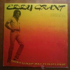Discos de vinilo: EDDY GRANT CAMINANDO SOBRE EL SOL 1979 EDICIÓN ESPAÑOLA- REGGAE- JAMAICA- KINGSTON. Lote 38370834