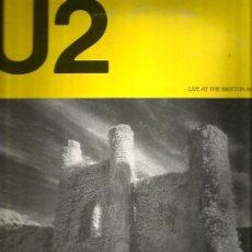 Discos de vinilo: LP U2 : LIVE AT THE BRIXTON ACADEMY, LONDON 3-11-84 - VOLUME ONE . Lote 38375422