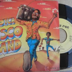 Discos de vinilo: SCOTH -DISCO BAND -SINGLE 1984 -BUEN ESTADO (PEDIDO MINIMO 3 EUROS). Lote 38388522