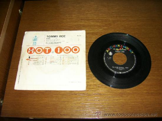Discos de vinilo: SINGLE - TOMMY ROE - DIZZY - SPANISH - Foto 2 - 38391258