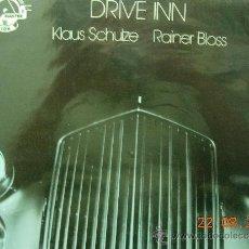 Discos de vinilo: KLAUS SCHULZE RAINER BLOSS LP DRIVE INN. Lote 38723999