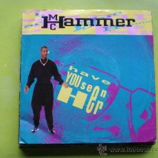 Dischi in vinile: MC HAMMER-HAVE YOU SEEN HER ( 1990 CAPITOL ) SG. Lote 38402436