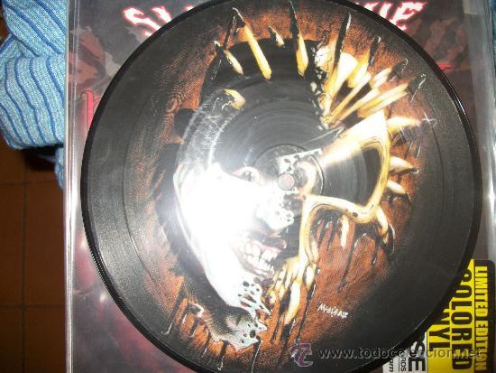 SPLIT EP NUNSLAUGHTER / RABID – HOLIER COC CORROSION OF CONFORMITY + GET ADDICTED – DEATH METAL (Música - Discos de Vinilo - EPs - Heavy - Metal)