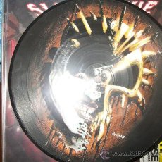 Discos de vinilo: SPLIT EP NUNSLAUGHTER / RABID – HOLIER COC CORROSION OF CONFORMITY + GET ADDICTED – DEATH METAL. Lote 38401560