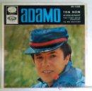 Discos de vinilo: ** ADAMO - TON NOM, + 3 - EP AÑO 1966 - LEER DESCRIPCIÓN. Lote 38407911