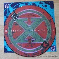 Discos de vinilo: MARILLION NO ONE CAN PICTURE DISC FOTODISCO. Lote 38408359