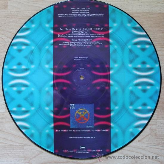 Discos de vinilo: MARILLION NO ONE CAN PICTURE DISC FOTODISCO - Foto 3 - 38408359