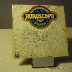 Discos de vinilo: FURIA HOROSCOPO SINGLE. Lote 38413506