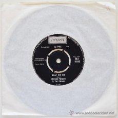 Discos de vinilo: WILSON PICKETT & THE FALCONS - BILLY THE KID - UK 7