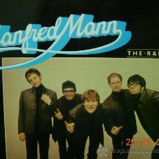 Discos de vinilo: MANFRED MANN LP THE R&B YEARS. Lote 38422435