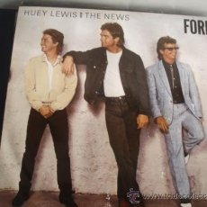 Discos de vinilo - HUEY LEWIS AND THE NEWS FORE! - 38441466