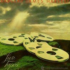 Dischi in vinile: BARCLAY JAMES HARVEST-LIVE TAPES LP VINILO 1978 DOBLE SPAIN. Lote 38443071