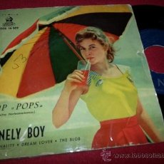 """Dischi in vinile: JORGE FOSTER VALENTIN TRUJILLO PERSONALITY/DREAM LOVER/THE BLOB/LONELY BOY 7"""" EP 1959 SPAIN. Lote 38457971"""