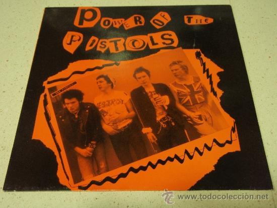 SEX PISTOLS ( POWER OF THE SEX PISTOLS ) ENGLAND-1985 LP33 WARNER BROS MUSIC (Música - Discos - LP Vinilo - Punk - Hard Core)