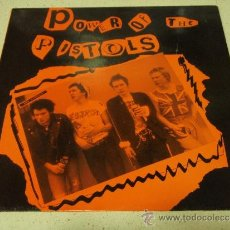 Discos de vinilo: SEX PISTOLS ( POWER OF THE SEX PISTOLS ) ENGLAND LP33 WARNER BROS MUSIC. Lote 38459255