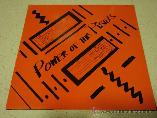 Discos de vinilo: SEX PISTOLS ( POWER OF THE SEX PISTOLS ) ENGLAND-1985 LP33 WARNER BROS MUSIC - Foto 2 - 38459255