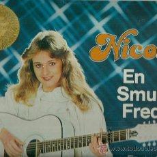 Discos de vinilo: NICOLE LP SELLO TELDEC EDITADO EN ALEMANIA EUROVISION 1982. Lote 38459771