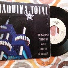 Discos de vinilo: MAQUINA TOTAL 2 (7