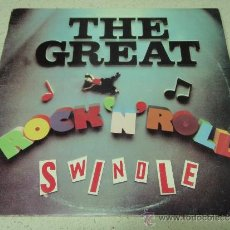 Discos de vinilo: SEX PISTOLS ( THE GREAT ROCK 'N' ROLL SWINDLE ) DOBLE LP33 ENGLAND-1979 VIRGIN. Lote 38477592