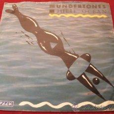 Discos de vinilo: THE UNDERTONES - OCEAN JULIE - SINGLE ORIGINAL 1981 . MUY RARO . Lote 38483314