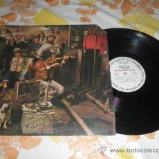 Discos de vinilo: BOB DYLAN - THE BESAMENT TAPES DOBLE LP - ORIGINAL U.S.A COLUMBIA 1975 - PROMO - LABELS BLANCAS -. Lote 38487232
