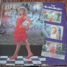 Discos de vinilo: KYLIE MINOGUE - THE LOCOMOTION VINILO MAXI SINGLE 1988. Lote 38701387