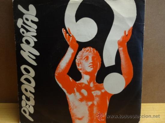 MADRID, PECADO MORTAL. SINGLE PROMO 1977. MUY BUENA CALIDAD. ***/*** (Música - Discos - Singles Vinilo - Otros estilos)