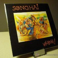 Discos de vinilo: SONGHAI WALIBENA LP. Lote 38495951