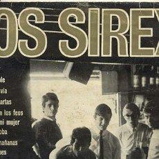 Discos de vinilo: LP 33 RPM / LOS SIREX / VERGARA // SOLO PORTADA . Lote 38501821