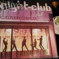 Discos de vinilo: THE BRISKS VOL.3 LP HISTORIA DE LA MUSICA POP ESPAÑOLA NUM.29 ESPAÑA 1985. Lote 105153098