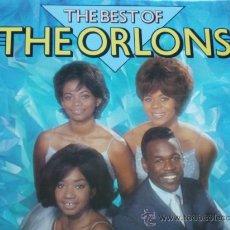 Discos de vinilo: THE ORLONS,THE BEST EDICION INGLESA DEL 77 MONO. Lote 38506622