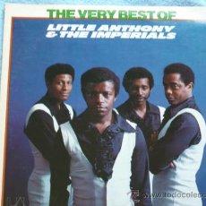 Discos de vinilo: LITTLE ANTHONY & THE IMPERIALS,THE VERY BEST EDICION USA DEL 75. Lote 38506634