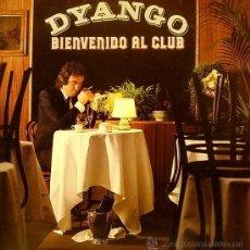 Discos de vinilo: DYANGO-BIENVENIDO AL CLUB LP VINILO 1983 SPAIN. Lote 38510898