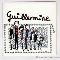 Discos de vinilo: GUILLERMINE - SOL. Lote 121673239