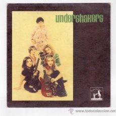 Discos de vinilo: UNDERSHAKERS - DON'T SAY NO (RARO!). Lote 38523846