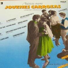 Discos de vinilo: JOVENES CARROZAS 2 - LP - LOS TNT / ANTONIO PRIETO / GIANNI MORANDI - RCA LINEATRES 1984 SPAIN. Lote 38529214