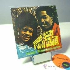 Discos de vinilo: PEGGY SCOTT Y JO JO BENSON SOULSHAKE WE HERE MADE FOR EACH OTHER SINGLE . Lote 38532710